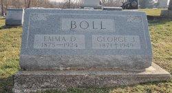 Emma D. <i>Fulps</i> Boll