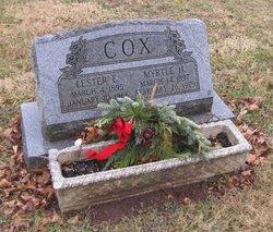 Lester Ferdinand Cox