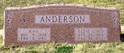 Elsie Ellen <i>Todd</i> Anderson