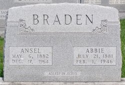Ansel Braden