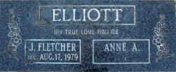 Alice Anna Anne <i>Wall</i> Elliott