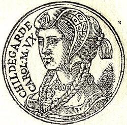 Hildegarde Empress Of The West