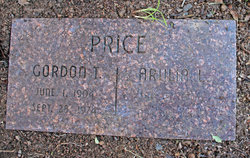 Mrs Arulia Luree <i>Hodson Denton</i> Price