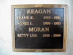 Agnes L. <i>Miller</i> Reagan