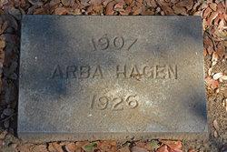 Arba Hagen