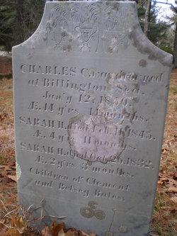 Charles C Bates