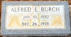 Alfred Early Burch