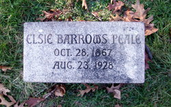 Elsie <i>Barrows</i> Peale