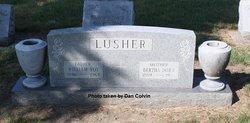 Bertha Dora Dora <i>Propst</i> Lusher