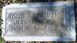 Joseph Allen Chambers