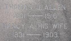 Nancy Agnes <i>Soper</i> Allen