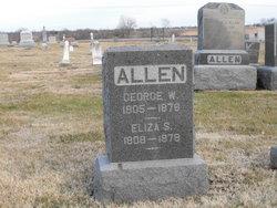 George Washington Allen, Sr