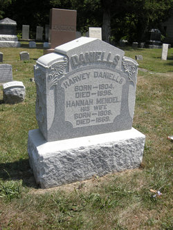 Hannah <i>Mendel</i> Daniells
