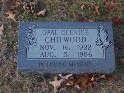 Opal Glenice <i>Crabtree</i> Chitwood