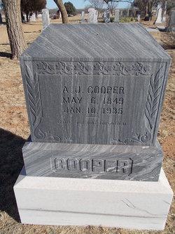 Augustus Jesse Gus Cooper