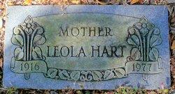 Leola Hart