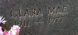 Clara Mae <i>Hosch</i> Brogdon