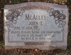 John T. McAuley