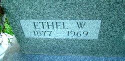 Ethel J <i>Whitcomb</i> Ackley