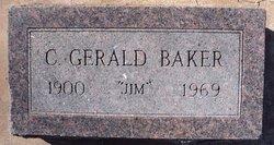 C. Gerald Jim Baker