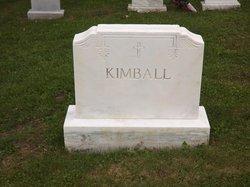 Eva E. <i>Stanwood</i> Kimball