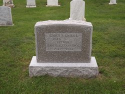Isabella A. <i>Stanwood</i> Kimball