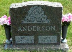 Marie Louise <i>Tardiff</i> Anderson