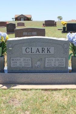 Benny Jean <i>Brisley</i> Clark