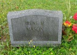 Irene M <i>Russow</i> Mason