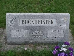 Orville Buckheister