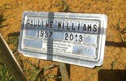 Pauline Polly Williams