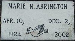 Marie <i>Neville</i> Arrington