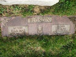 Ella Mae <i>Quinn</i> Blondin