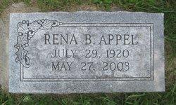Rena <i>Black</i> Appel