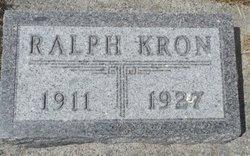Ralph Kron