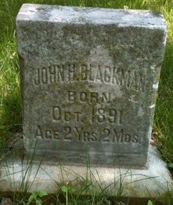 John H Blackman