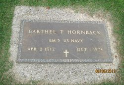 Barthel Bart T Hornback