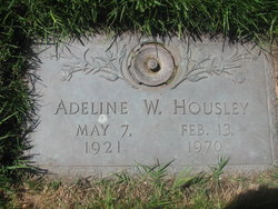Adeline <i>Wright</i> Housley