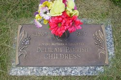 Delilah Margaret DeeDee <i>Parrish</i> Childress