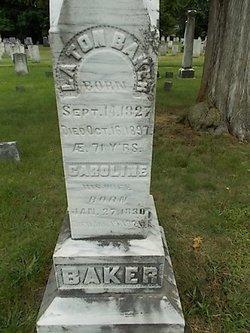 Caroline <i>Stewart</i> Baker