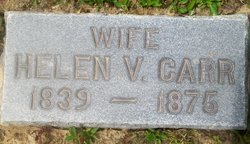 Helen V <i>Carr</i> Norris