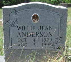 Willie Jean Anderson