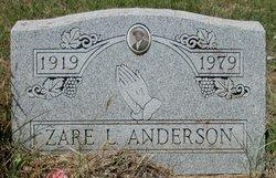 Zare L. Anderson