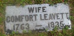 Comfort <i>Leavett</i> Norris