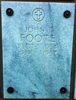 John Elbert Foote