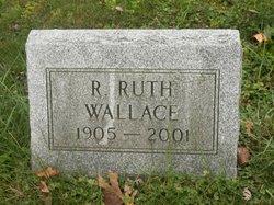R. Ruth Wallace