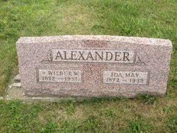 Ida May <i>Winchester</i> Alexander