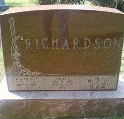 William Charles Richardson, Jr