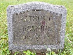 Arthur C Horning