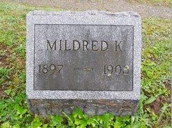 Mildred K Horning